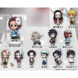Ani-chara Heroes Demon Slayer: Kimetsu no Yaiba vol.1 12 Pack BOX CANDY TOY [Takara Tomy]
