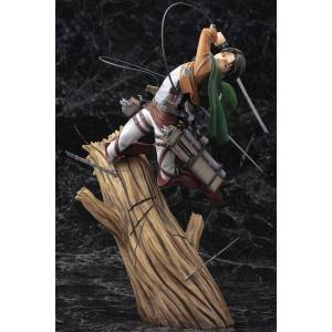 ARTFX J Attack on Titan Levi Reissue [Kotobukiya]