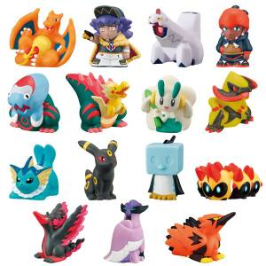 Pokemon Kids Mesase! Masters Eight Arc 24 Pack BOX (CANDY TOY) [Bandai]