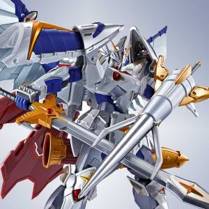 Metal Robot Spirits SIDE MS Versal Knight Gundam LIMITED EDITION [Bandai]