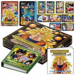Dragon Ball Carddass Premium set Vol.6 LIMITED EDITION [Trading Cards]