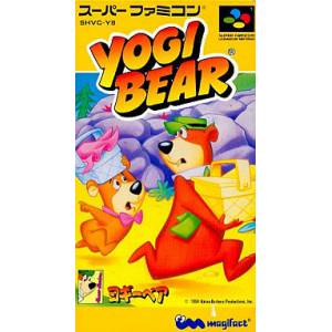 Yogi Bear / Adventures of Yogi Bear [SFC - Used Good Condition]