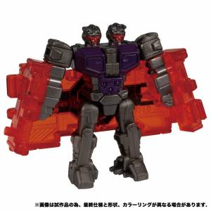 Transformers Earth Rise ER EX-15 Double Crosser LIMITED [Takara Tomy]
