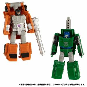 Transformers Earth Rise ER EX-04 BombShock & Growl LIMITED [Takara Tomy]