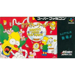 Krusty's Super Fun House [SFC - Used Good Condition]