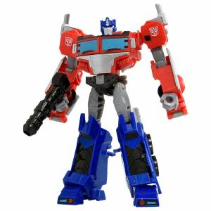 Transformers Cyberverse Action Master 01 Optimus Prime LIMITED [Takara Tomy]
