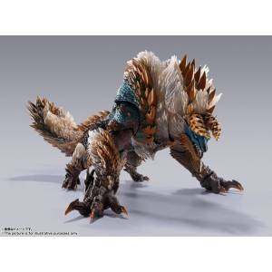 SH MonsterArts Zinogre Monster Hunter World Iceborne  [Bandai]