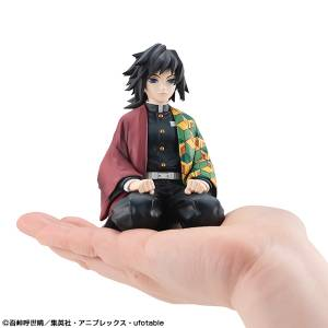 G.E.M. Demon Slayer Kimetsu no yaiba - Giyu Tomioka [Megahouse]