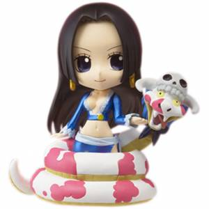 One Piece Chibi-Arts - Boa Hancock with Sarome Ver.