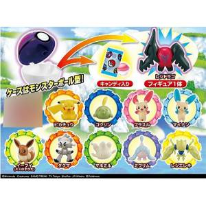 Pokemon Get Collection's Candy My, Your, Everyone's Pokemon! 10Pack BOX [Takara Tomy]
