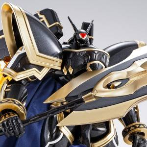 SH Figuarts Alphamon: King Dragon Sword Premium Color Edition LIMITED [Bandai]