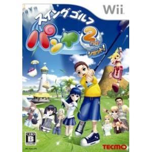 Swing Golf Pangya 2nd Shot! / Super Swing Golf - Season 2 [Wii - Used Good Condition]