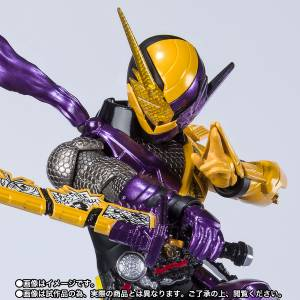 SH Figuarts Kamen Rider Build NinninComic Form Limited Edition [Bandai]