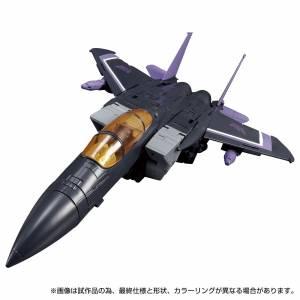 Transformer Masterpiece MP-52 + SW Skywarp Ver.2.0 LIMITED [Takara Tomy]