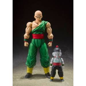 SH Figuarts Dragon Ball Z Tenshinhan Chaoz Limited Edition [Bandai]