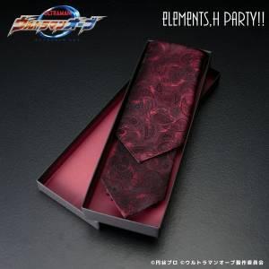 Ultraman Orb X ELEMENTS H PARTY !! Neck Tie & Handkerchief Set [Goods]