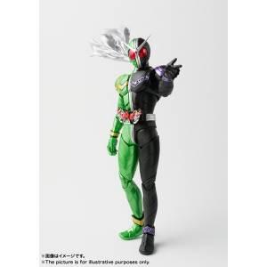 SH Figuarts Kamen Rider Double Cyclone Joker Reissue [Bandai]