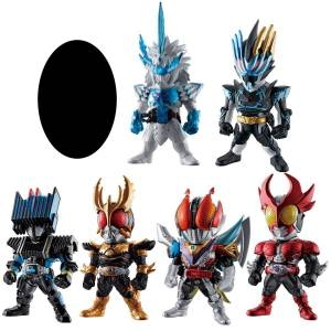 CONVERGE KAMEN RIDER 22 10 Pack BOX (CANDY TOY) [Bandai]