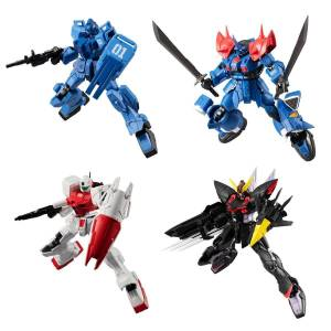 Mobile Suit Gundam G Frame 14 10 packs BOX (CANDY TOY) [Bandai]