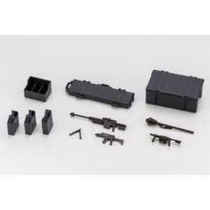 Hexa Gear Army Container Set Night Stalkers specification 1/24 Plastic Model [Kotobukiya]