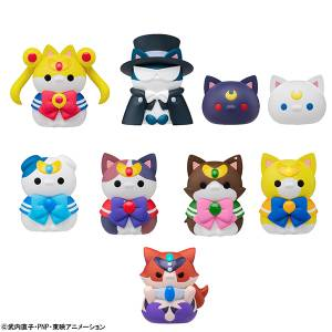 MEGA CAT PROJECT Sailor Moon 8Pack BOX [Megahouse]
