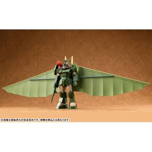 COMBAT ARMORS MAX 25 Fang of the Sun Dougram Soltic H8 Roundfacer Hang Glider Equipment Type 1/72 [Max Factory]