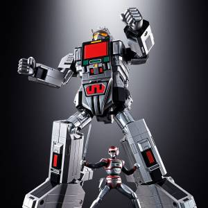 Soul of Chogokin GX-97 Kyojuu Tokusou Juspion - Daileon LIMITED EDITION [Bandai]