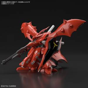 HGUC 1/144 Nightingale Plastic Model Mobile Suit Gundam: Char's Counterattack Beltorchika's Children [Bandai]