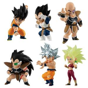 DRAGONBALL ADVERGE MOTION 5 Set (CANDY TOY) [Bandai]