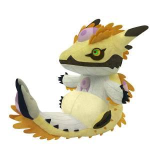 Monster Hunter Rise Deformed Plush Thunder Serpent Narwa [Plush Toy]