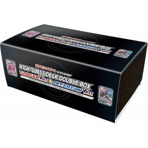 Pokemon Card Game Sword & Shield High class deck / starter set Inteleon Gengar VMAX double box [Trading Cards]