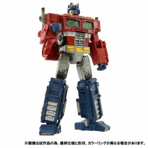 Transformers Premium Finish PF WFC-01 Optimus Prime [Takara Tomy]