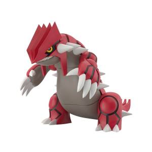 Pokemon Scale World Hoenn Groudon Limited Edition [Bandai]
