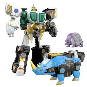 SMP [SHOKUGAN MODELING PROJECT] Beast Union Gao Muscle Gaorhinos & Gaomadillo (CANDY TOY) LIMITED EDITION [Bandai]