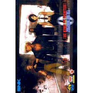 The King Of Fighters 2000 [NG AES - Used Good Condition]