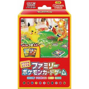 Pokemon Card Game Sword & Shield Family Pokemon Card Game Anytime, Anywhere [Trading Cards]