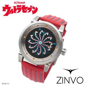 Ultraseven ZINVO Watch Red Limited Edition LIMITED EDITION [Bandai]