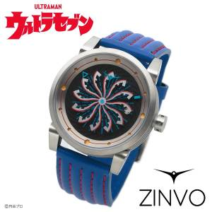 Ultraseven ZINVO Watch Blue Limited Edition LIMITED EDITION [Bandai]
