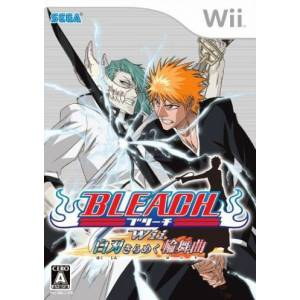 Bleach Wii - Hakujin Kirameku Rondo / Shattered Blade [Wii - Used Good Condition]