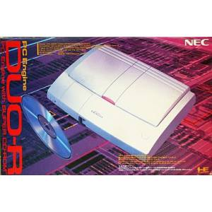 Nec PC Engine DUO-R - complete in box [used good condition]