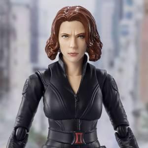 SH Figuarts Black Widow Avengers LIMITED EDITION [Bandai]
