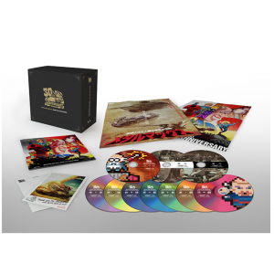 Metal Max 30th Anniversary Metal Max Soundtrack FAMITSU DX LIMITED Edition [CD]