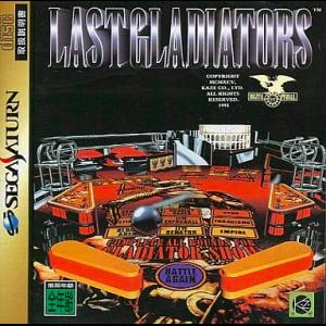 Digital Pinball - Last Gladiators [SAT - Used Good Condition]