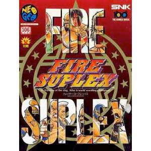 Fire Suplex / 3 Count Bout [Neo Geo AES - occasion BE]