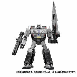 Transformers Premium Finish PF WFC-02 Megatron [Takara Tomy]