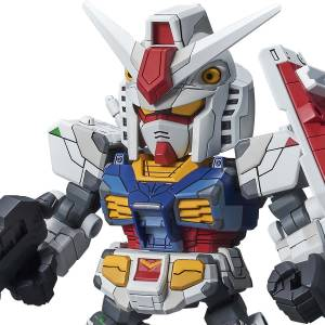 SD Gundam Cross Silhouette RX-78F00 Gundam LIMITED EDITION [Bandai]
