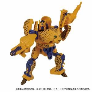 Transformer Beast Wars Vintage Cheetah LIMITED [Takara Tomy]