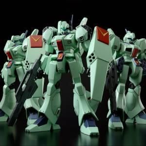 HGUC 1/144 Gundam F91 - RGM-89R Jegan Set with decals LIMITED EDITION [Bandai]