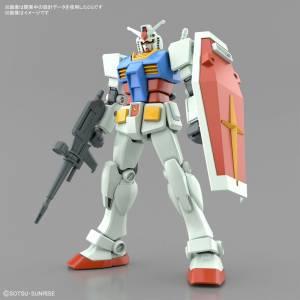 ENTRY GRADE 1/144 RX-78-2 Gundam (Full Weapons Set) Plastic Model [Bandai]