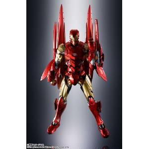 SH Figuarts Tech-on Avengers - Iron Man [Bandai]